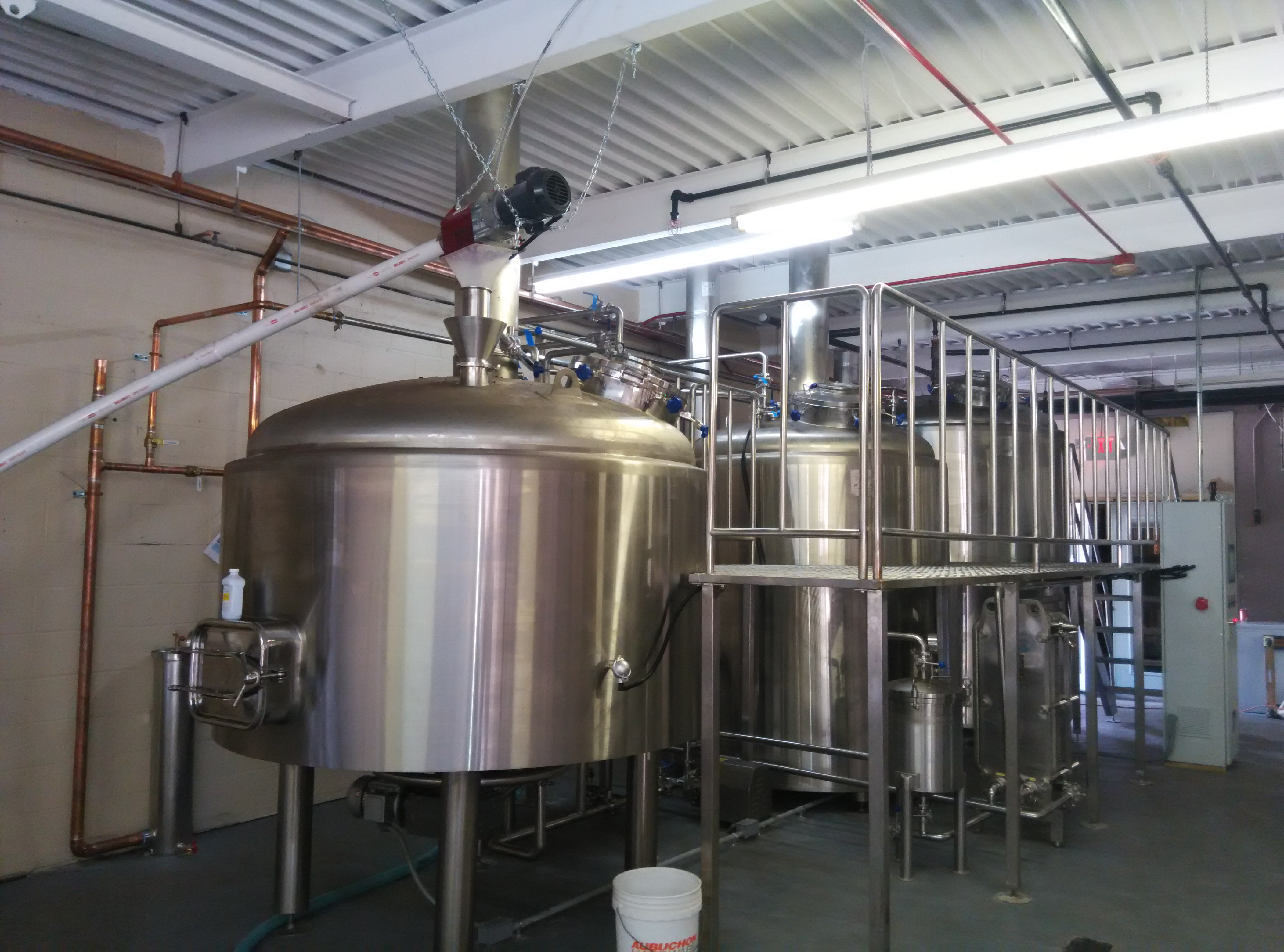 Beer Tanks Brewing Supplies And Consulting